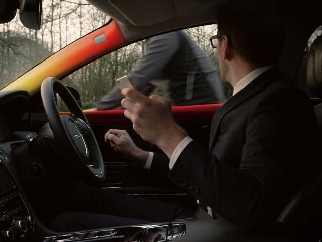 Bike Sense,par Jaguar Land Rover