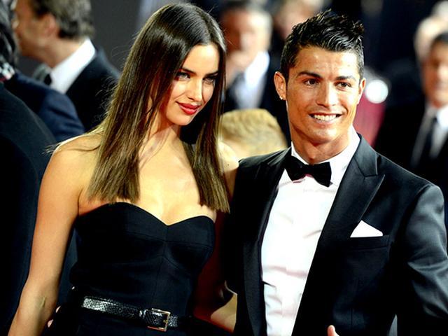 Now Confirmed Cristiano Ronaldo Is Indeed Broken Up With Irina Shayk Entertainment Hindustan Times