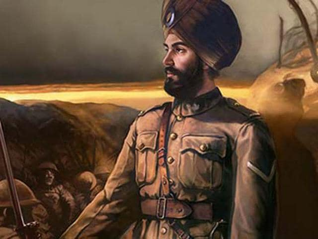 The-exhibition-highlights-the-contribution-of-Sikh-Canadians-who-fought-in-the-First-World-War-and-many-were-killed-or-injured-Photo-credit-Vancouver-desi