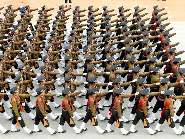 Worldwide live telecast of Republic Day parade