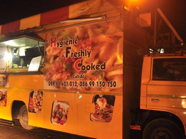 food trucks,Los Angeles,Adelaide