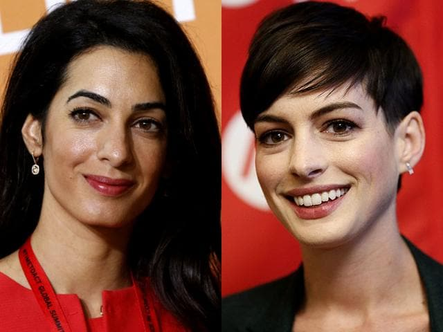 Amal-Clooney-and-Anne-Hathaway-Agencies
