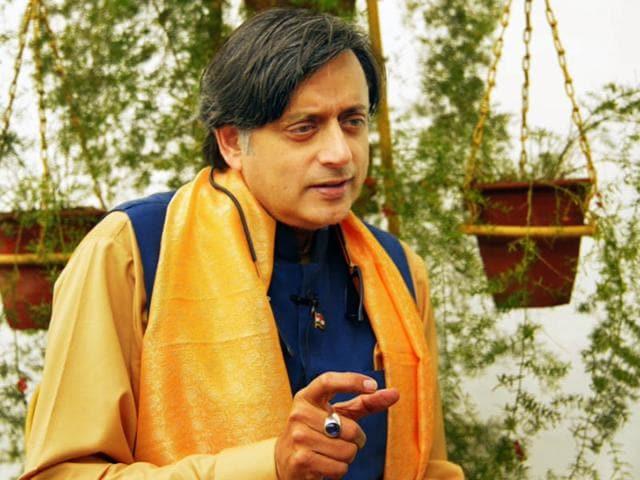 Shashi-Tharoor