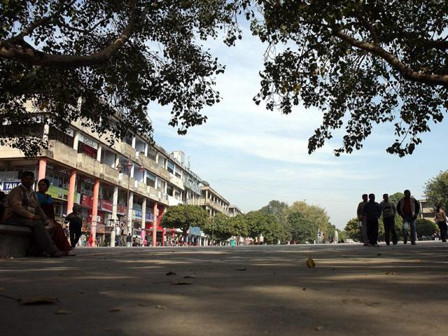 Chandigarh,sector 17,vintage