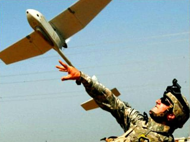 US Raven drones will be made in India