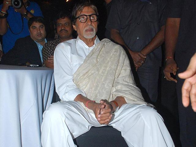 World Hindi Conference,Amitabh Bachchan,Big-B unable to come to Bhopal