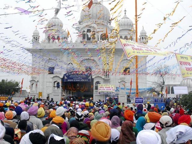 Amritsar,Basant Panchami,Gurdwara Chheharta Sahib