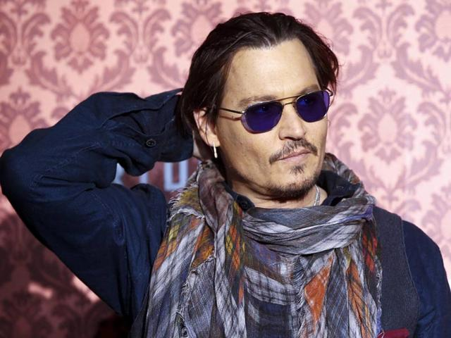 Johnny Depp injures hand on sets of Pirates 5, to go for surgery