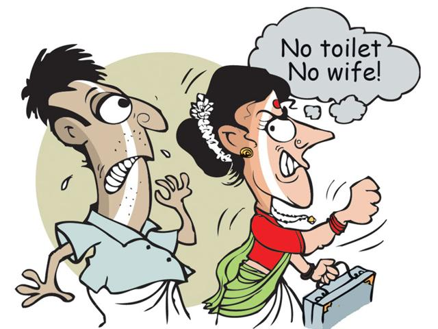 Jyoti-Patel-a-resident-of-Chhindwara-left-her-husband-s-home-six-months-ago-because-it-did-not-have-a-toilet-Illustration-Abhimanyu
