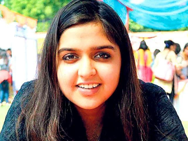 21-year-old-Delhi-University-girl-Vasundhara-Choudhary-was-elected-Rajasthan-village-s-sarpanch-HT-Photo