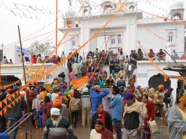 Relics of Guru Gobind Singh to be shifted from Patiala