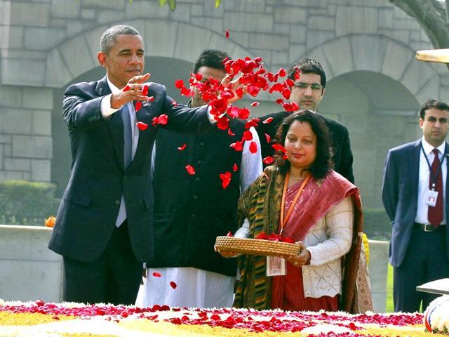 US President Barack Obama,President Pranab Mukherjee,narendra Modi