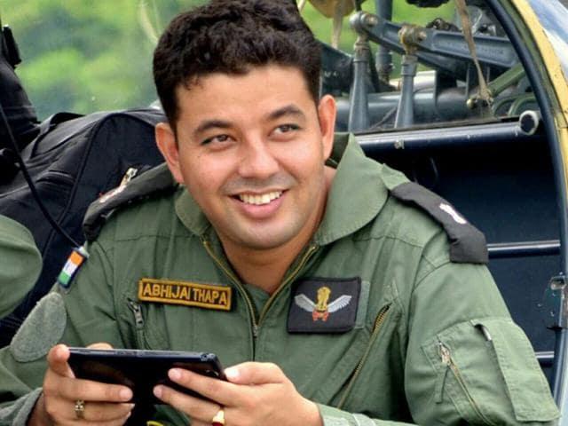 Major Abhijai Thapa