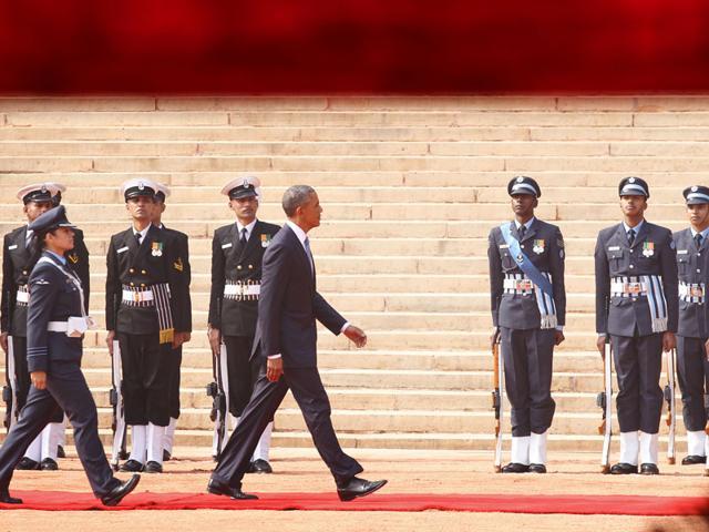US President Barack Obama,Delhi,CCTVs