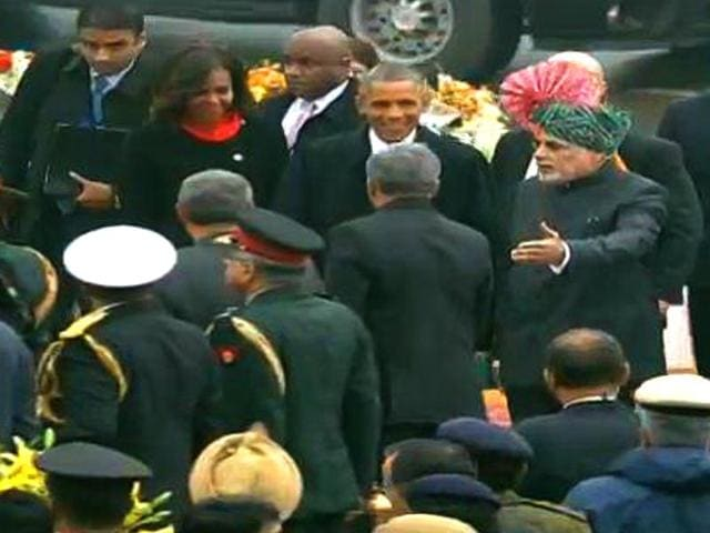 India-is-decked-up-for-Republic-Day-celebrations-US-President-Barack-Obama-will-be-the-chief-guest-on-the-ocassion-PTI-Photo