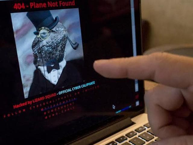 Hacker group 'Cyber Caliphate' targets Malaysia Airlines | world