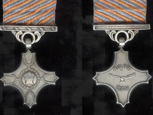 Vayu-Sena-medal