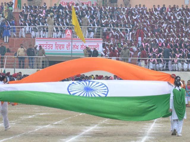 Sharanjit Singh Dhillon,Punjab,independence