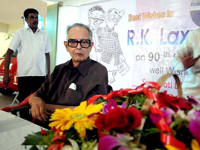 RK Laxman,Free Press Journal,Bal Thackeray
