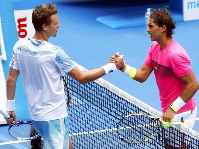 Rafael Nadal,Tomas Berdych,Australian Open