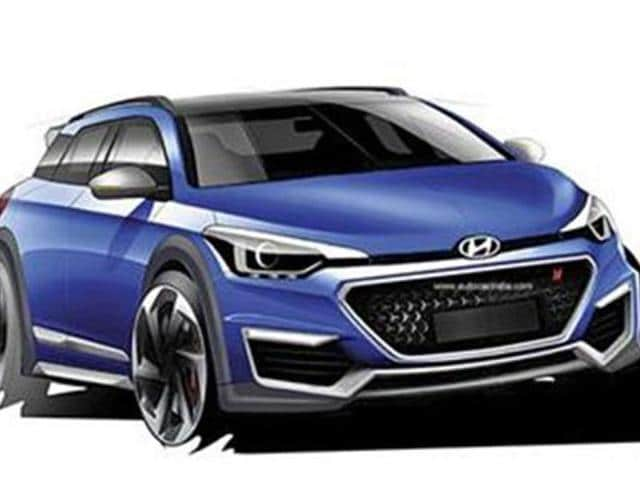 Hyundai-to-launch-i20-Cross-in-March-2015