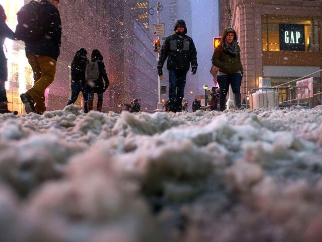 New York blizzard,New England blizzard