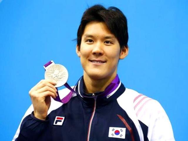swimming,South Korea,Olympic