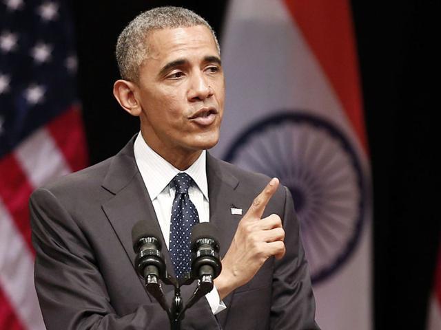 Barack Obama,Narendra Modi,Obama in India