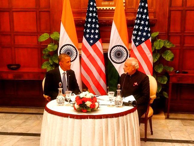 Narendra Modi,Barack Obama,PM Modi