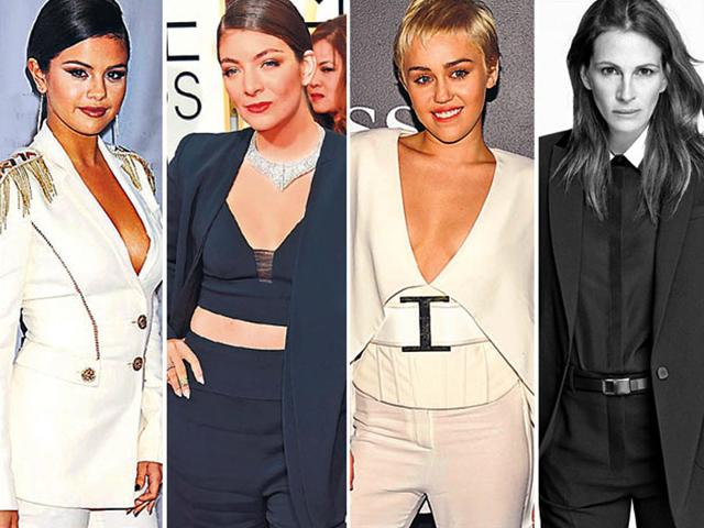From-actor-Julia-Roberts-to-singers-Selena-Gomez-Miley-Cyrus-and-Lorde-get-inspired-by-your-favourite-celebrity-to-rock-the-pantsuit-trend
