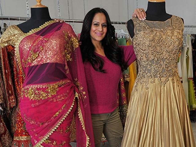 Passion For Fashion Turned Into Day Job For Surrey Clothing Designer Chandigarh Hindustan Times