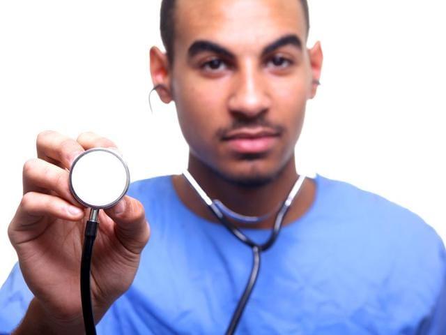 Doctor,patient,sick