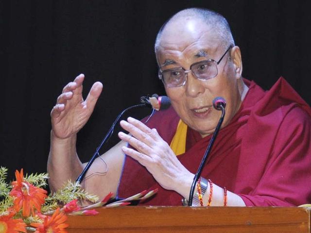 Tibetan language must to keep Nalanda tradition alive: Dalai Lama