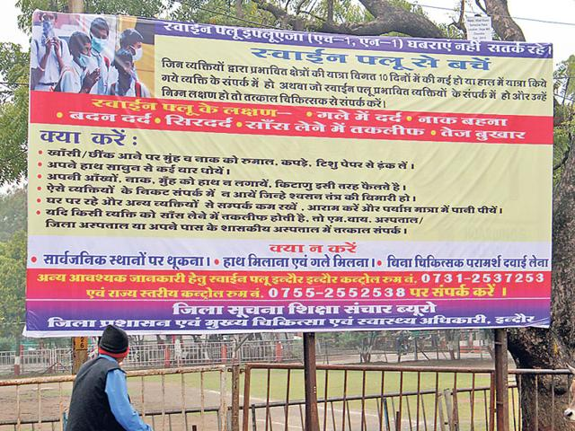A-board-displaying-do-s-and-dont-s-in-case-of-swine-in-Indore-Shankar-Mourya-HT-photo