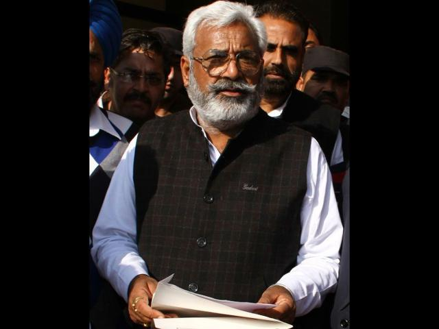 Punjab health minister,Surjit Kumar Jayani,dope test