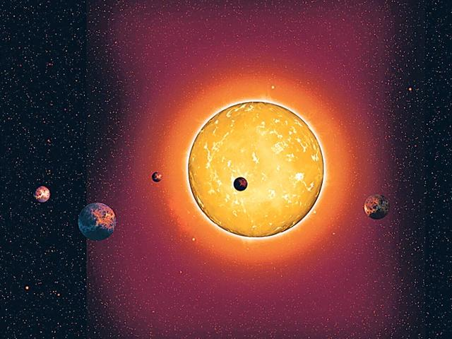 Scientists-announced-the-NASA-Kepler-mission-observed-a-Sun-like-star-Kepler-444-that-hosted-five-planets-with-sizes-between-Mercury-and-Venus