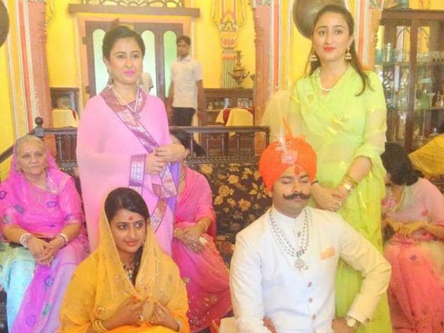 Chandigarh,cross-border wedding,Rajput royals