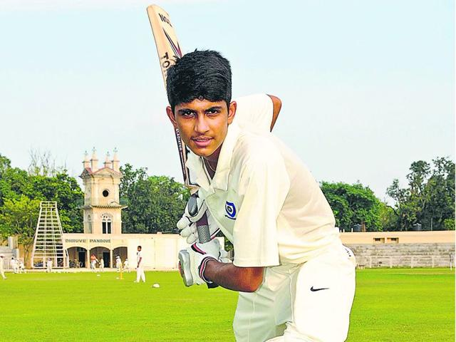 Shubhman-Gill-scored-111-to-help-Punjab-reach-282-for-9-in-the-second-innings-which-extended-their-overall-lead-to-457-runs-HT-File-photo