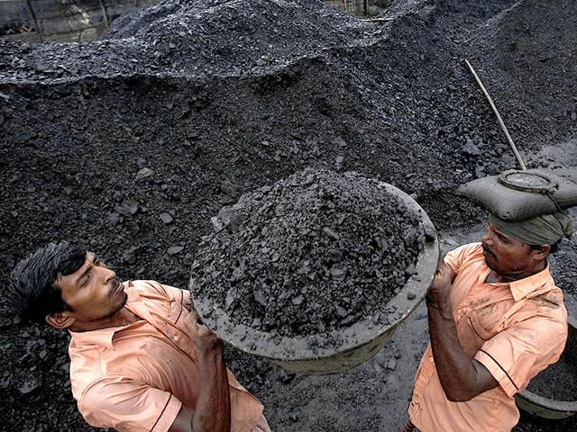 Government-s-10-stake-sale-in-Coal-India-got-over-subscribed-by-1-05-times-AP-Photo