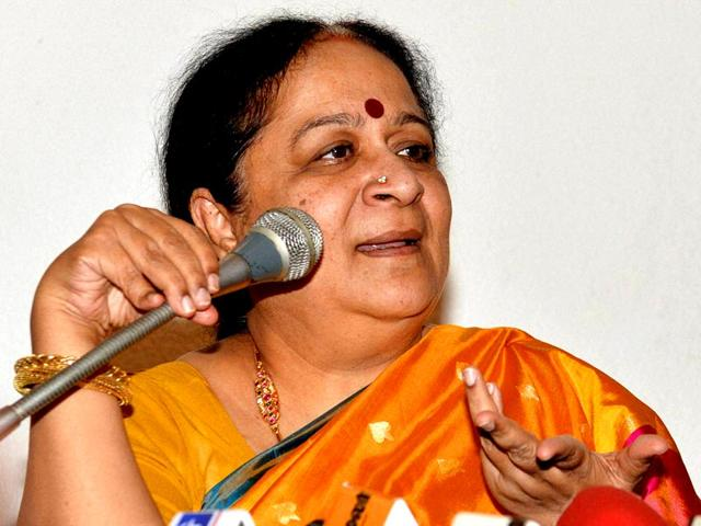 Former-Union-minister-Jayanthi-Natarajan-addressing-a-press-conference-in-Chennai-on-Friday-30-January-2015-PTI-Photo