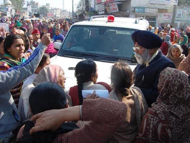 Gobind-Singh-Kanjla-former-Punjab-social-welfare-and-child-development-minister-HT-Photo