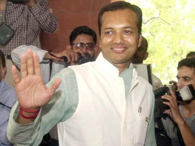 Congress leader and industrialist Naveen Jindal is one of the several accused in the coal scam.