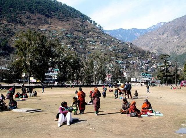 Shimla,environment issues,waste management