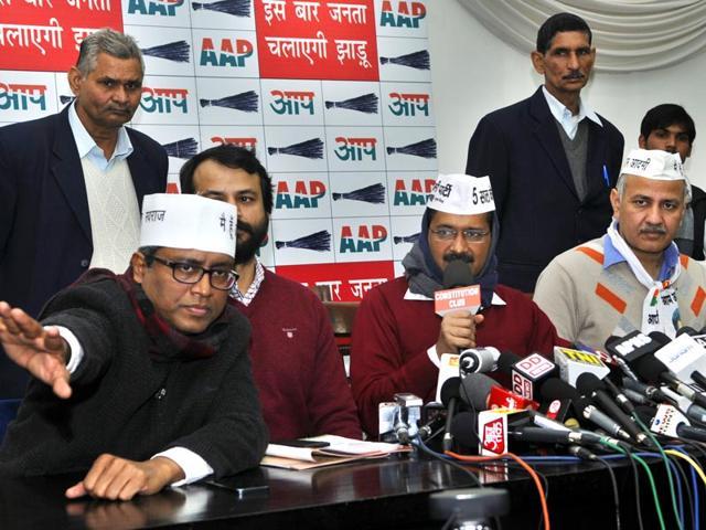 Delhi elections,Delhi,AAP