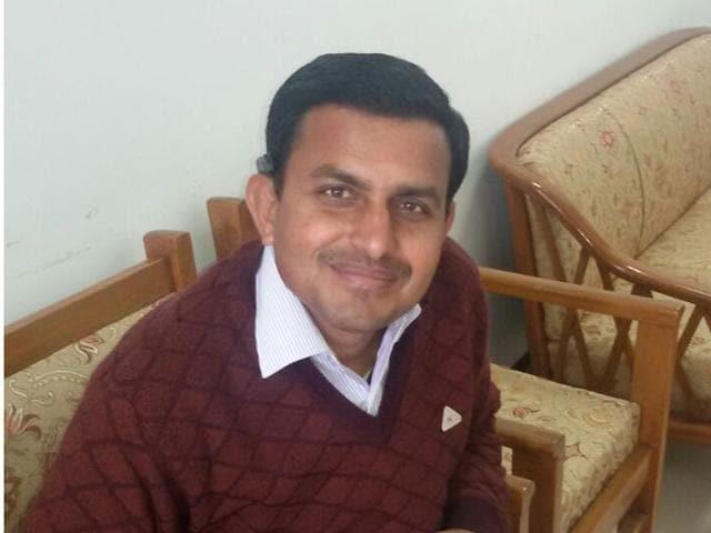 Chandigarh,Mani Ram Sharma,Badangarh