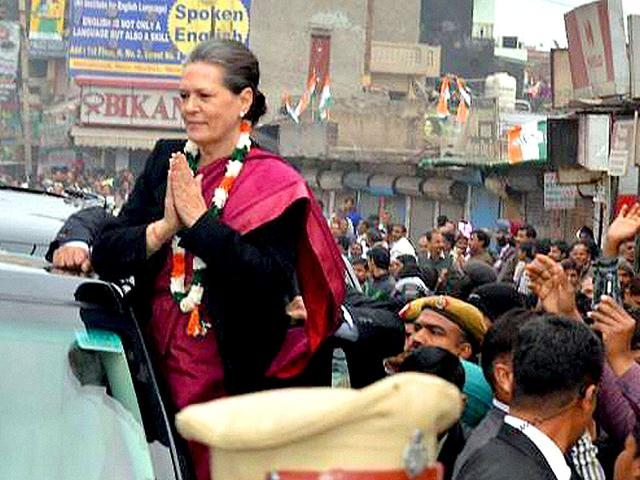 Captain Amarinder wants Sonia Gandhi to continue as Congress chief