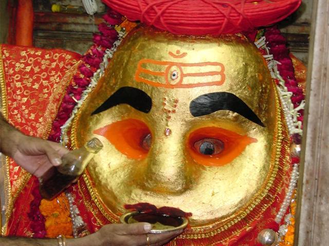 Ujjain,Madhya Pradesh,Kal Bhairav temple