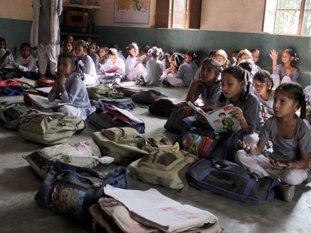 Chandigarh,government schools,UT education department