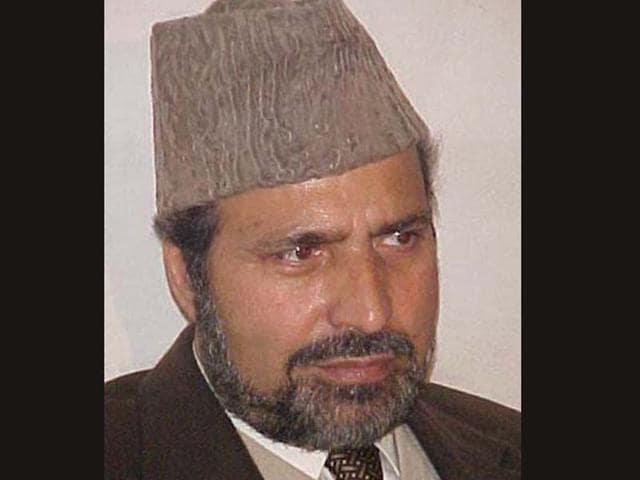 Jammu,Senior PDP leader,Muzaffar Hussain Baig