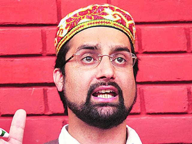 Moderate Hurriyat chairman,Mirwaiz Umar Farooq,Kashmir Valley
